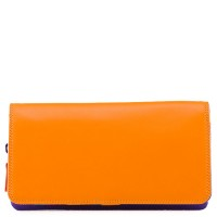 Flapover Wallet with Coin Section Copacabana