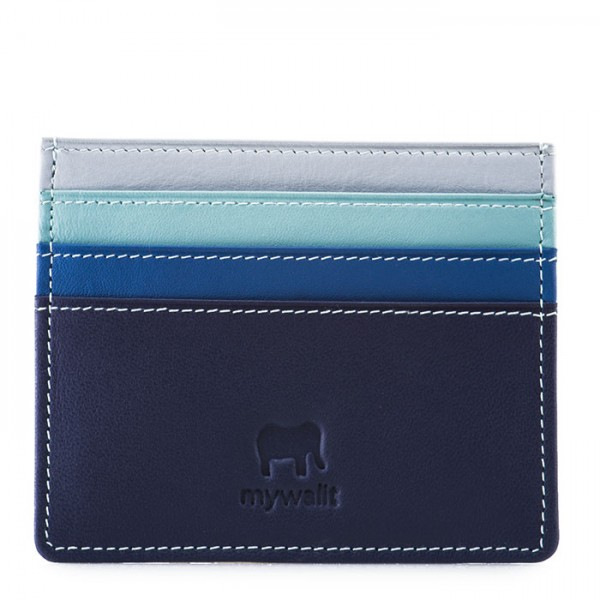 Credit Card Holder Denim