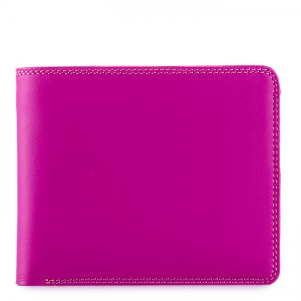 RFID Standard Men's Wallet Sangria Multi