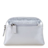 Large Coin Purse Silver