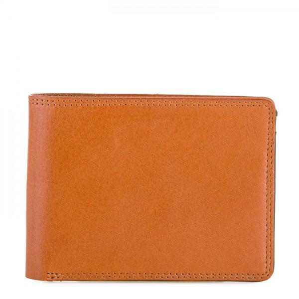 Portefeuille Jeans RFID pour homme Fauve-Olive