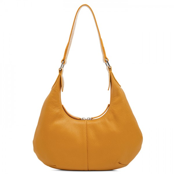 Bergamo Small Shoulder Bag Yellow