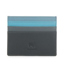 Credit Card Holder Black Smokey Grey