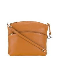 Cremona Rounded Cross Body Dune
