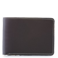 Jeans Wallet with Inner Leaf Mocha