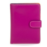 Large Snap Wallet Sangria Multi