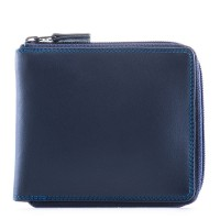 Full Zip Around Wallet Kingfisher