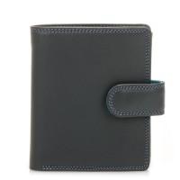 Tri-fold Tab Wallet Smokey Grey
