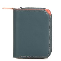 Small Zip Wallet Urban Sky