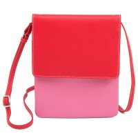 Small N/S Travel Organiser Ruby