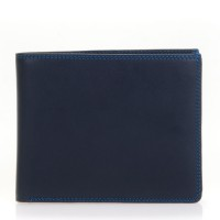 Large Men's Wallet w/Britelite Kingfisher