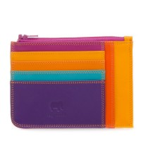 Slim Credit Card Holder with Coin Purse Copacabana