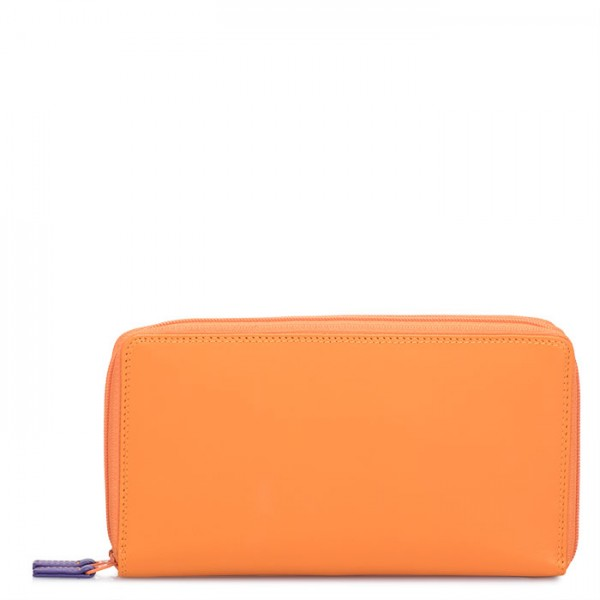 Large Double Zip Wallet Copacabana
