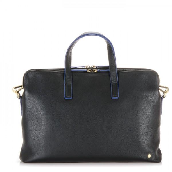 Panama Briefcase Black