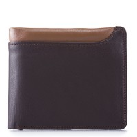 Greenwich Wallet with Removable CC Holder Brown
