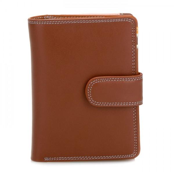Medium Snap Wallet Siena