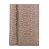 Elefante Tri-fold Wallet Mink