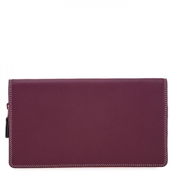Large Wristlet Wallet Chianti