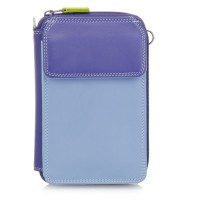 Zip Around Mega Purse Lavender