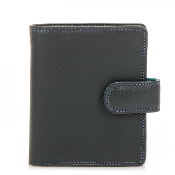 Tri-fold Tab Wallet Smokey Grey