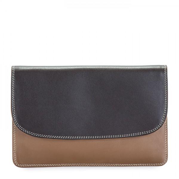 Geldbörse/Handtasche zum Umhängen Mocha