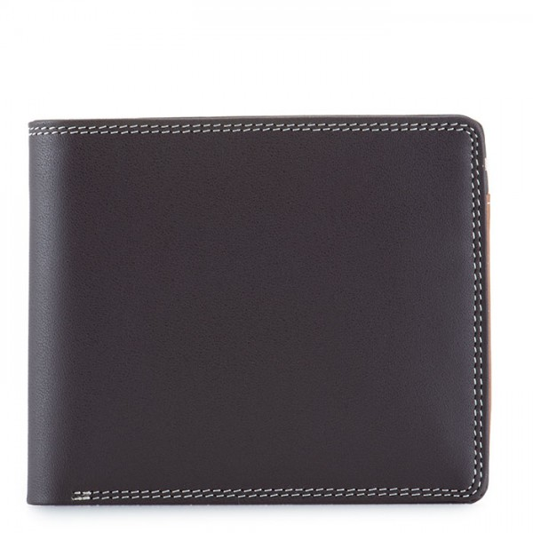 RFID Standard Men's Wallet Mocha