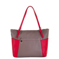 Padova Shopper Red