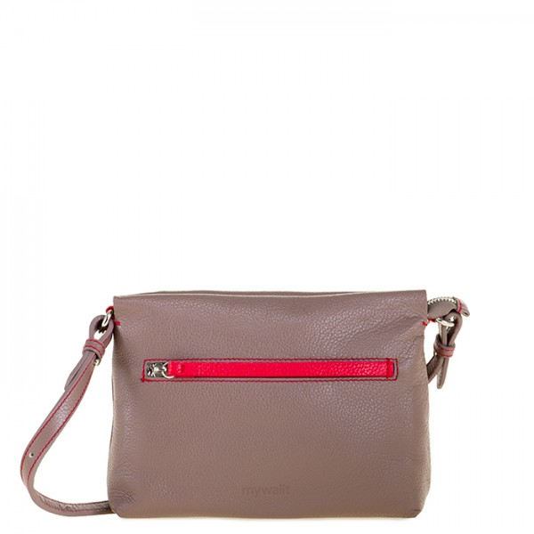 Venezia Shoulder Bag Red
