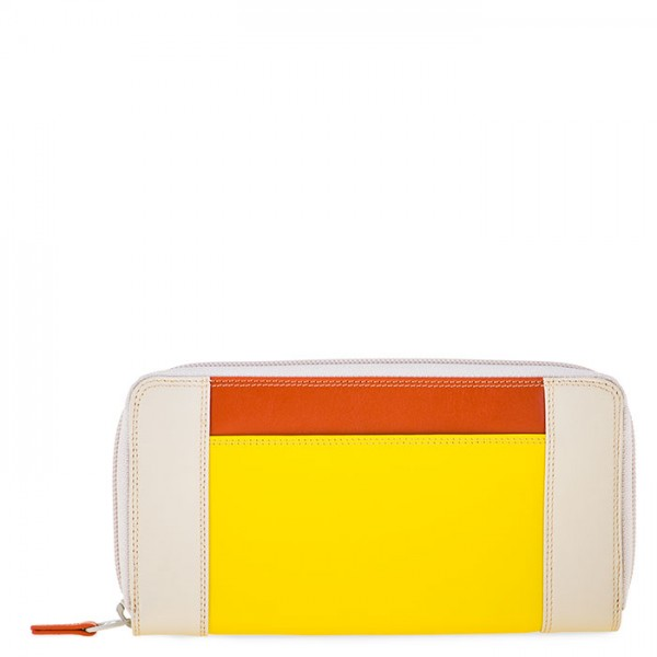 Large Zip Wallet Puglia