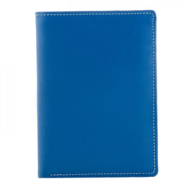 Continental Wallet Denim