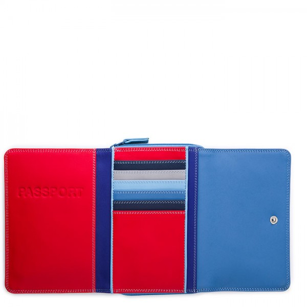 Passport Holder Wallet Royal