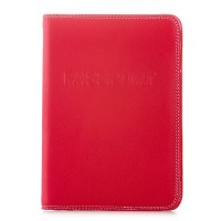 Passport Cover Ruby
