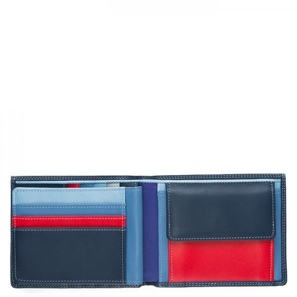 RFID Large Men's Wallet w/Britelite Royal