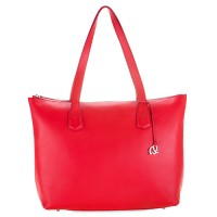 Sorano Large Shopper Red