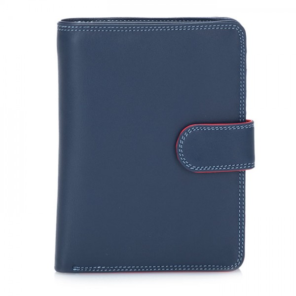 Large Snap Wallet Royal