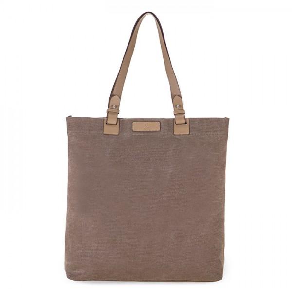 Shopper Matera N/S Olive