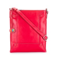 Madrid Small Crossbody Red