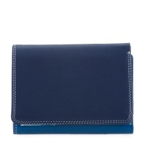 Small Tri-fold Wallet Denim