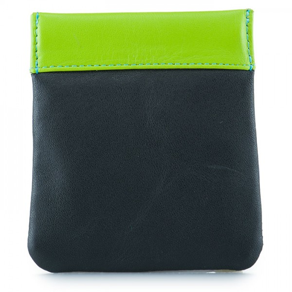 Snap Coin Pouch Black Pace