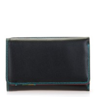 Medium Tri-fold Wallet Black Pace
