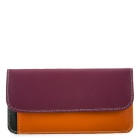 Simple Flapover Purse/Wallet Chianti
