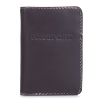 Passport Cover Mocha