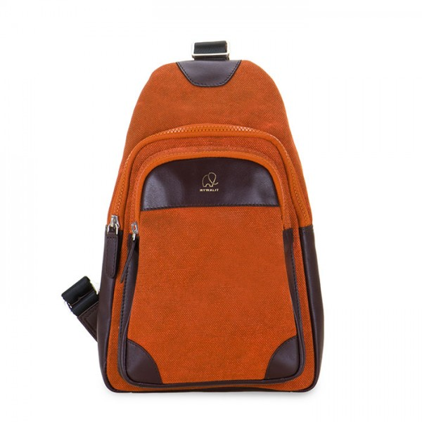 Matera Backpack Chestnut