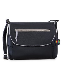 Marseille Shoulder Bag Black