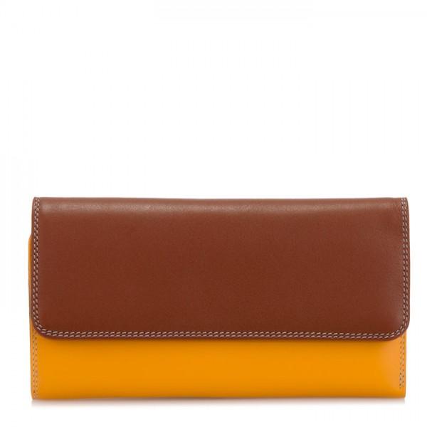 Tri-fold Zip Wallet Siena