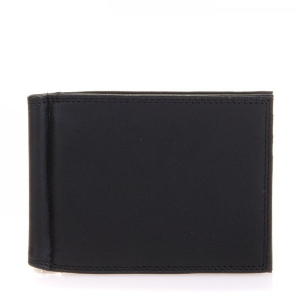 Money Clip Wallet Black