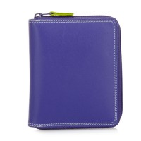 Zip Around CC Wallet Lavender