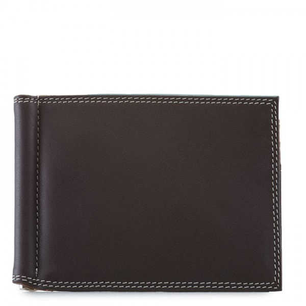 Money Clip Wallet Mocha