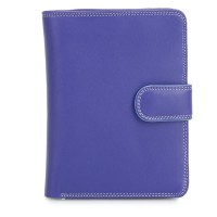 Large Snap Wallet Lavender