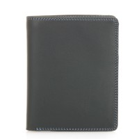 Medium Slim Wallet Smokey Grey